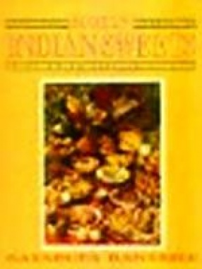 Book of indian sweets
