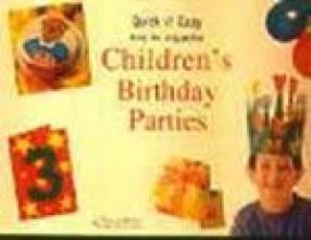 Quick & Easy Way to Organize Children's Birthday Parties