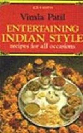 Entertaining Indian Style
