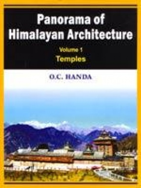 Panorama of Himalayan Architecture (In 2 Volumes)
