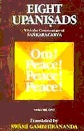 Eight Upanisads (In 2 Volumes)