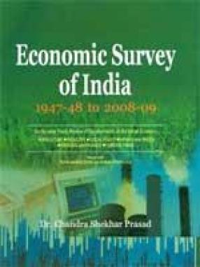 Economic Survey of India 1947-48 to 2008-09