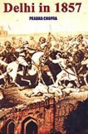Delhi in 1857