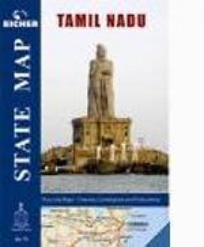 State Map: Tamil Nadu