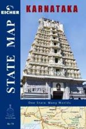 State Map:  Karnataka