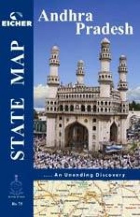 State Map:  Andhra Pradesh