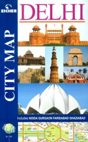 City Map: Delhi