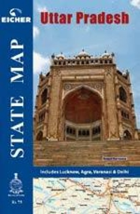 State Map: Uttar Pradesh