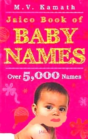 Jaico Book of Baby Names