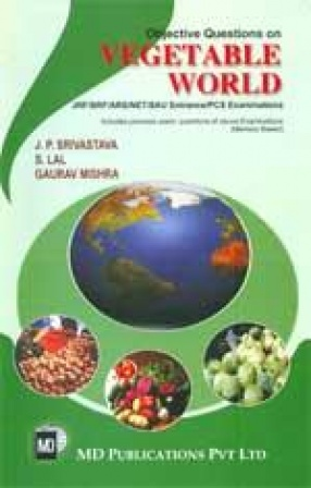 Objectives Questions on Vegetable World