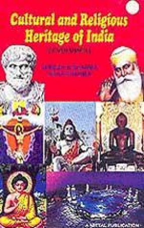 Cultural and Religious Heritage of India (In 8 Volumes)