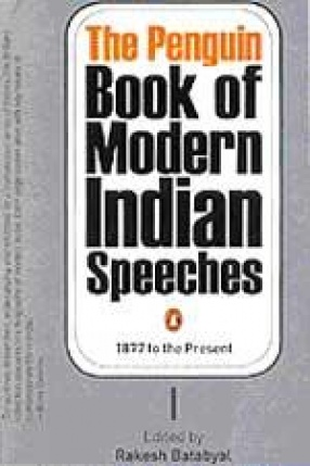 The Penguin Book of Modern Indian Speeches