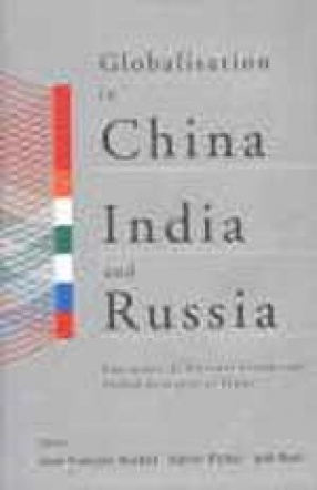 Globalisation in China, India and Russia: Emergence of National Groups and Global Strategies of Firms