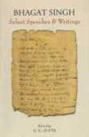 Bhagat Singh: Select Speeches and Writings