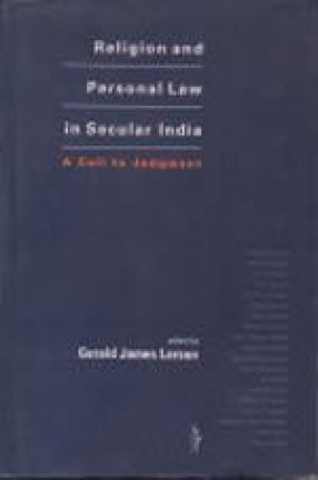 Religion And Personal Law In Secular India: A Call To Judgement