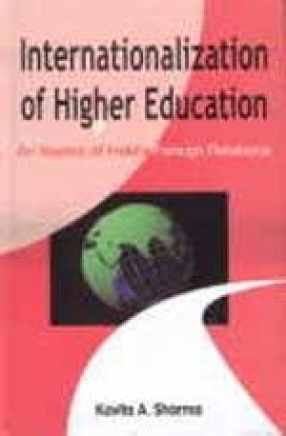 Internationalization of Higher Education: An Aspect of India's Foreign Relations