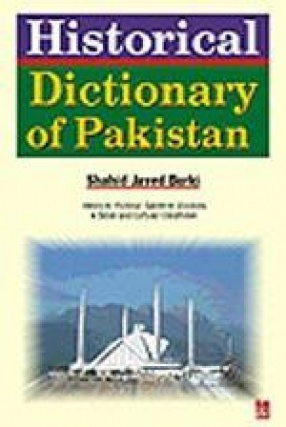 Historical Dictionary of Pakistan