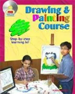 Drawing and Painting Course with VCD