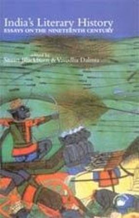 India's Literary History: Essays on the Nineteenth Century