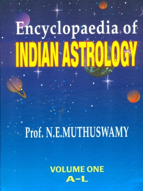 Encyclopaedia of Indian Astrology (In 2 Volumes)