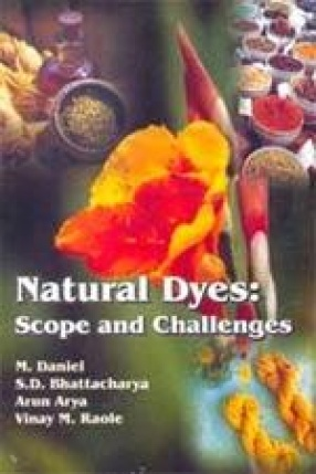 Natural Dyes: Scope and Challenges