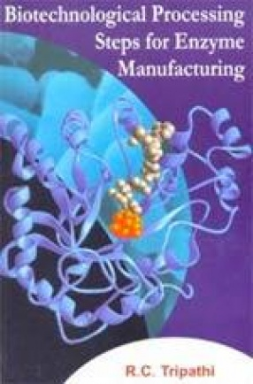 Biotechnological Processing Steps for Enzyme Manufacturing
