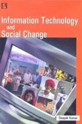 Information Technology And Social Change