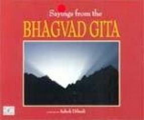 Sayings from the Bhagvad Gita
