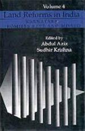 Land Reforms in India (Volume 3)