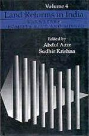 Land Reforms in India (Volume 6)