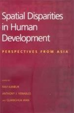 Spatial Disparities in Human Development: Perspectives from Asia