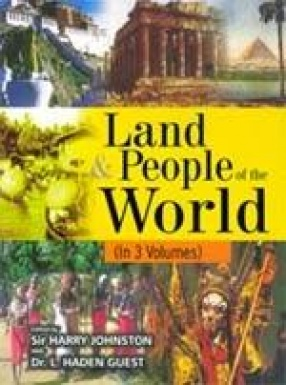 Land and People of the World (In 3 Volumes)