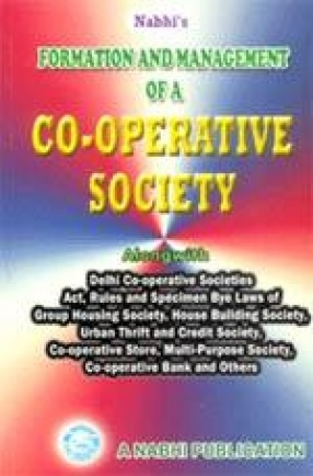 Formation & Management of a Co-operative Society