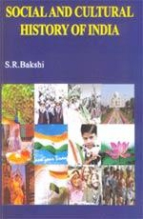 Social and Cultural History of India (In 2 Volumes)