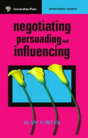 Negotiating, Persuading and Influencing