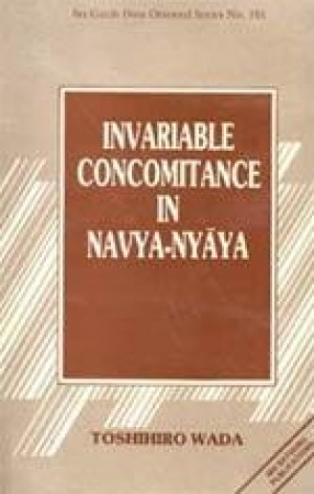 Invaribale Concomitance in Navya-Nyaya