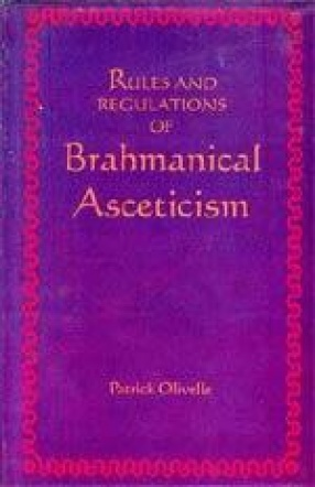 Rules and Regulations of Brahmanical Asceticism