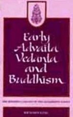 Early Advaita Vedanta & Buddhism