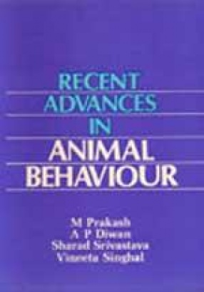 Recent Advances in Animal Behaviour (In 7 Volume)