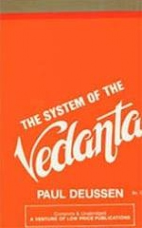 The System of the Vedanta