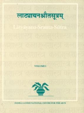 Latyayana Srauta-Sutra (In 3 Volumes)