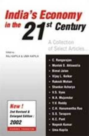India's Economy in the 21st Century (With CD)