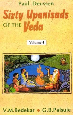 Sixty Upanisads of the Veda (In 2 Volumes)