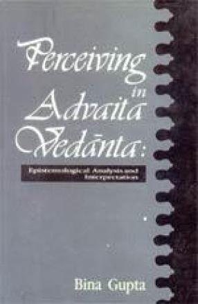 Perceiving in Advaita Vedanta