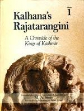 Kalhana's Rajatarangini: A Chronicle of the Kings of Kashmir (In 3 Volumes)