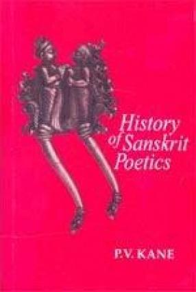 History of Sanskrit Poetics