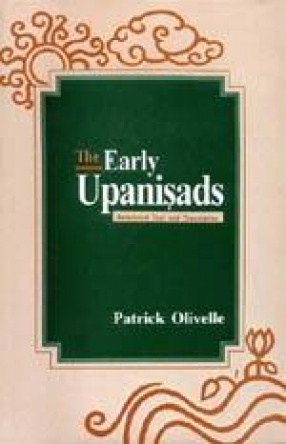 The Early Upanisads