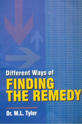 Different Ways of Finding the Remedy