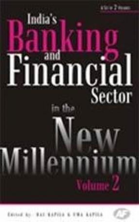 India's Banking & Finance Sector in the New Millennium: With CD (Volume 1 & 2)