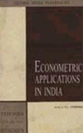 Econometric Applications in India